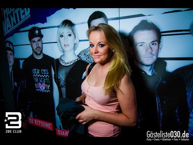 https://www.gaesteliste030.de/Partyfoto #64 2BE Club Berlin vom 27.04.2013