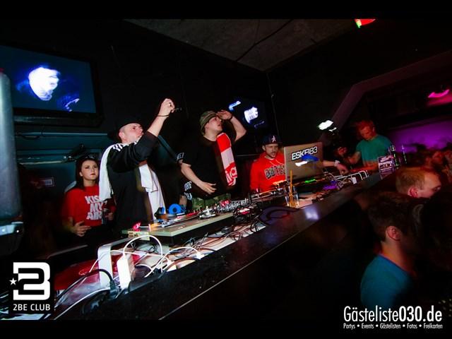 https://www.gaesteliste030.de/Partyfoto #256 2BE Club Berlin vom 27.04.2013