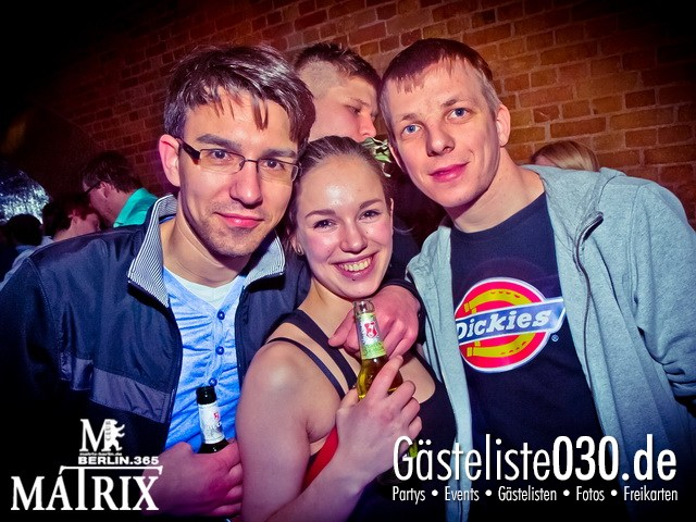 https://www.gaesteliste030.de/Partyfoto #110 Matrix Berlin vom 23.02.2013