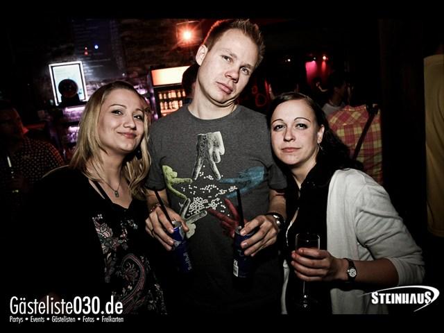https://www.gaesteliste030.de/Partyfoto #4 Steinhaus Berlin vom 16.11.2012