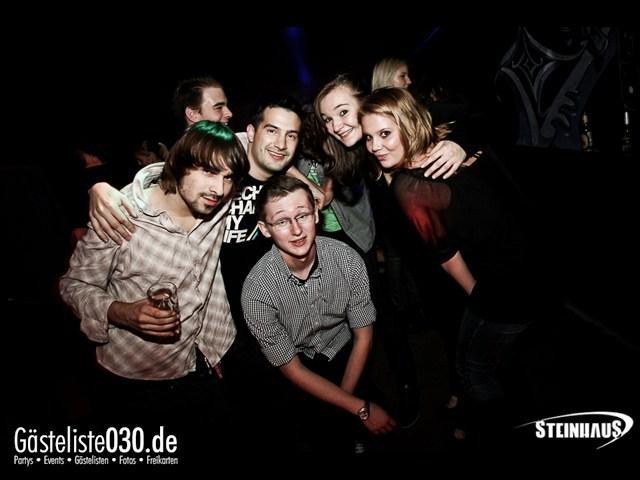 https://www.gaesteliste030.de/Partyfoto #7 Steinhaus Berlin vom 16.11.2012