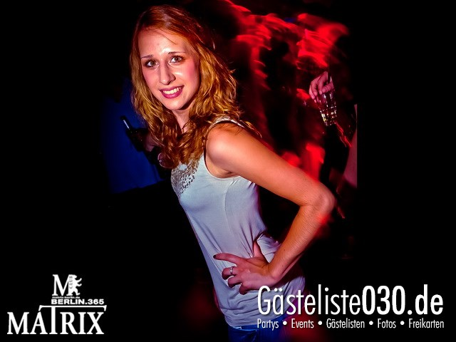 https://www.gaesteliste030.de/Partyfoto #52 Matrix Berlin vom 18.06.2013