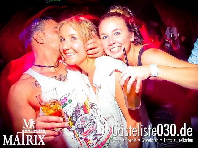 https://www.gaesteliste030.de/Partyfoto #20 Matrix Berlin vom 18.06.2013