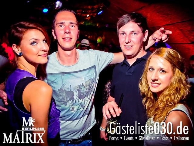 https://www.gaesteliste030.de/Partyfoto #8 Matrix Berlin vom 18.06.2013