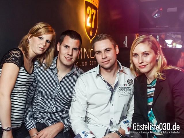 https://www.gaesteliste030.de/Partyfoto #36 Prince27 Club Berlin Berlin vom 10.11.2012