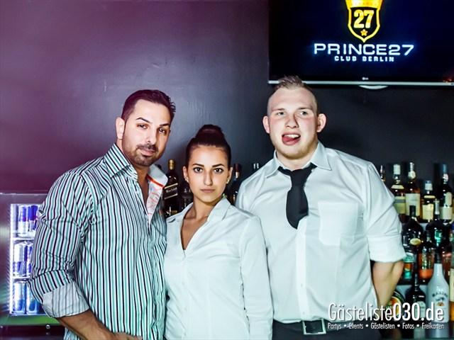 https://www.gaesteliste030.de/Partyfoto #24 Prince27 Club Berlin Berlin vom 10.11.2012
