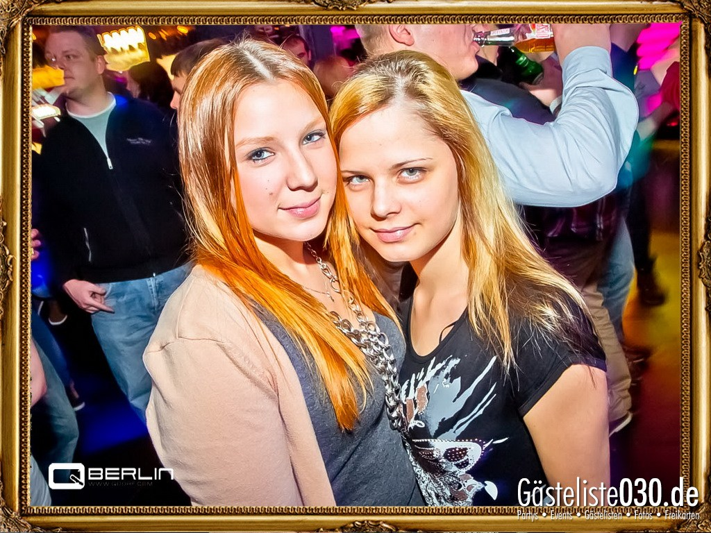 Partyfoto #50 Q-Dorf 29.12.2012 Saturday Mania - Nachtzirkus