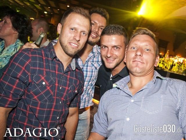 https://www.gaesteliste030.de/Partyfoto #127 Adagio Berlin vom 09.08.2013