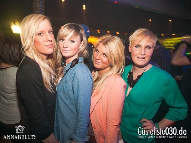 https://www.gaesteliste030.de/Partyfoto #65 Annabelle's Berlin vom 17.11.2012