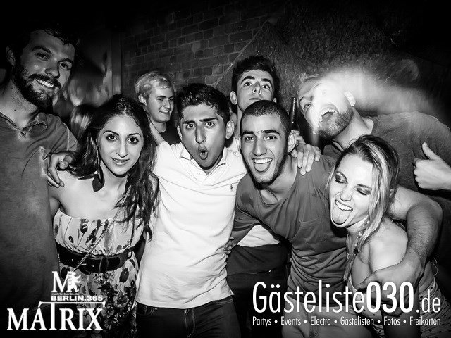 https://www.gaesteliste030.de/Partyfoto #104 Matrix Berlin vom 01.08.2013
