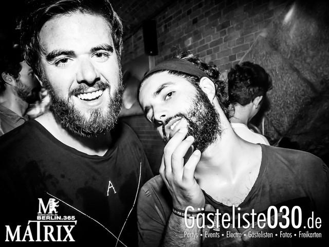 https://www.gaesteliste030.de/Partyfoto #6 Matrix Berlin vom 01.08.2013