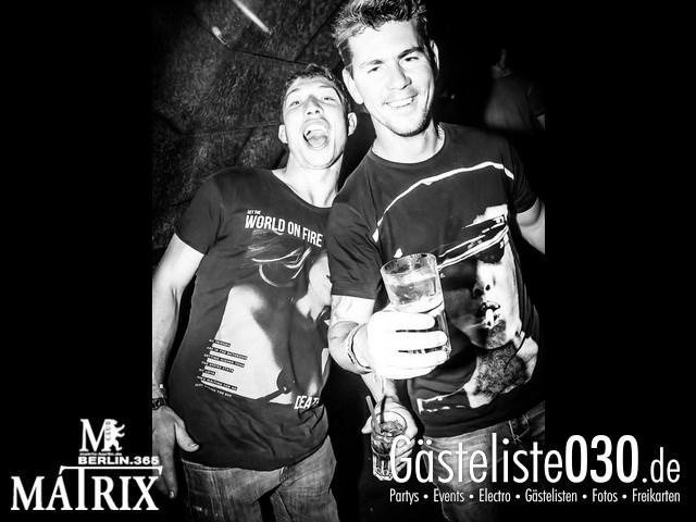 https://www.gaesteliste030.de/Partyfoto #108 Matrix Berlin vom 01.08.2013