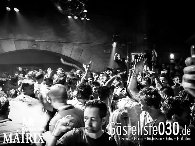 https://www.gaesteliste030.de/Partyfoto #119 Matrix Berlin vom 01.08.2013