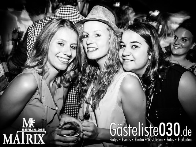 https://www.gaesteliste030.de/Partyfoto #51 Matrix Berlin vom 01.08.2013