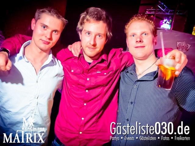 https://www.gaesteliste030.de/Partyfoto #57 Matrix Berlin vom 04.04.2013