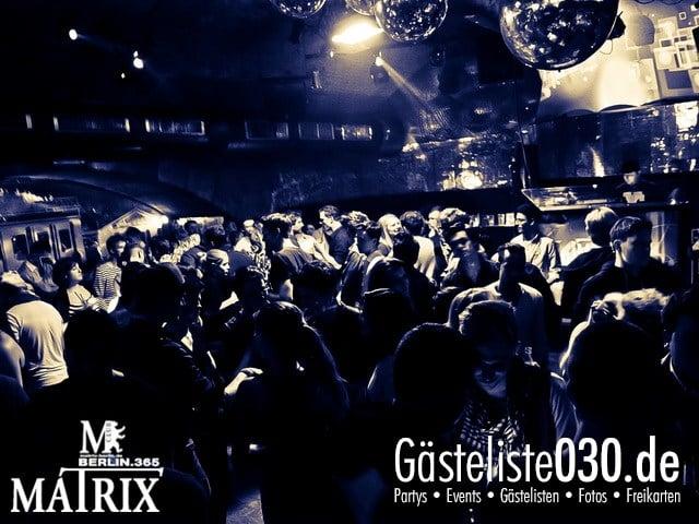 https://www.gaesteliste030.de/Partyfoto #44 Matrix Berlin vom 04.04.2013