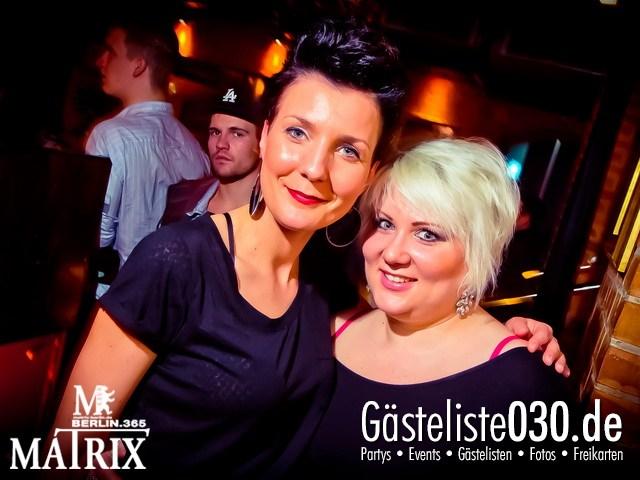 https://www.gaesteliste030.de/Partyfoto #64 Matrix Berlin vom 04.04.2013