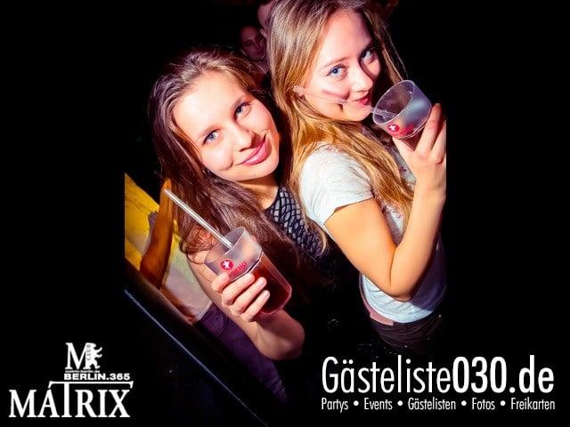 https://www.gaesteliste030.de/Partyfoto #25 Matrix Berlin vom 04.04.2013