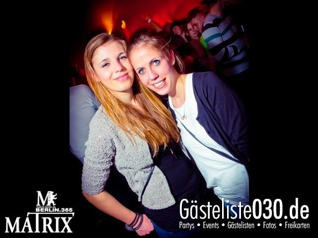 https://www.gaesteliste030.de/Partyfoto #36 Matrix Berlin vom 04.04.2013