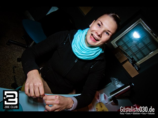 https://www.gaesteliste030.de/Partyfoto #105 2BE Club Berlin vom 01.12.2012