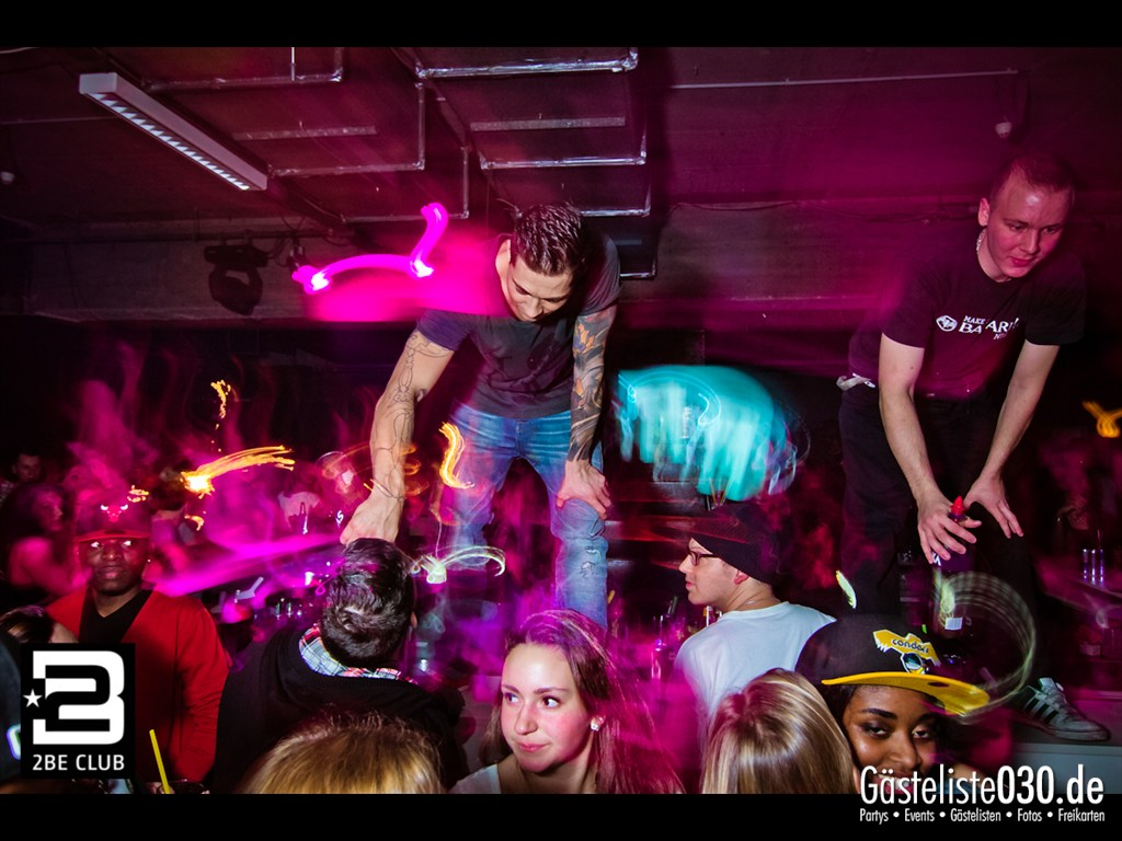 Partyfoto #50 2BE Club 01.12.2012 I Love My Place 2Be