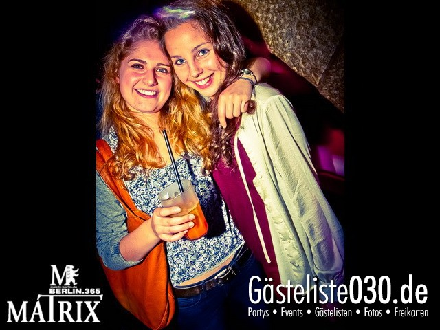 https://www.gaesteliste030.de/Partyfoto #110 Matrix Berlin vom 16.11.2012