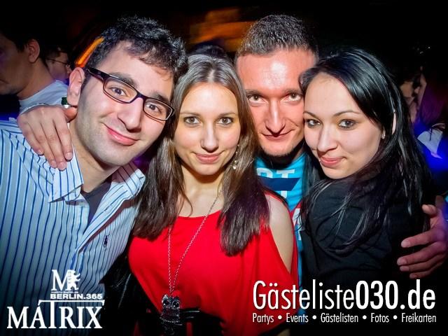 https://www.gaesteliste030.de/Partyfoto #86 Matrix Berlin vom 16.03.2013