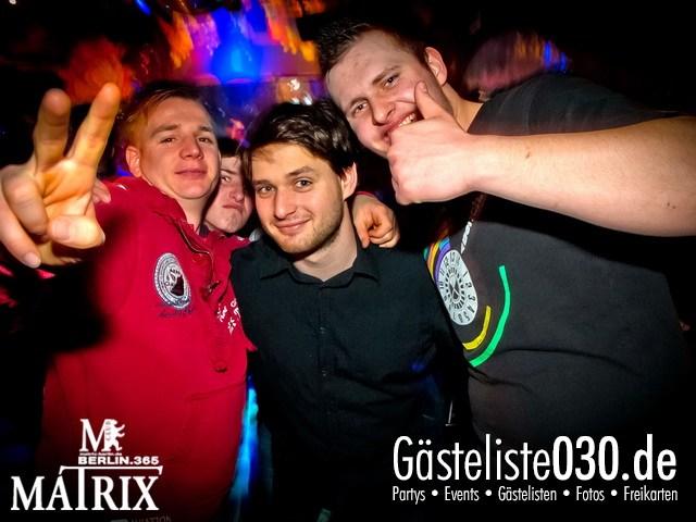 https://www.gaesteliste030.de/Partyfoto #101 Matrix Berlin vom 16.03.2013