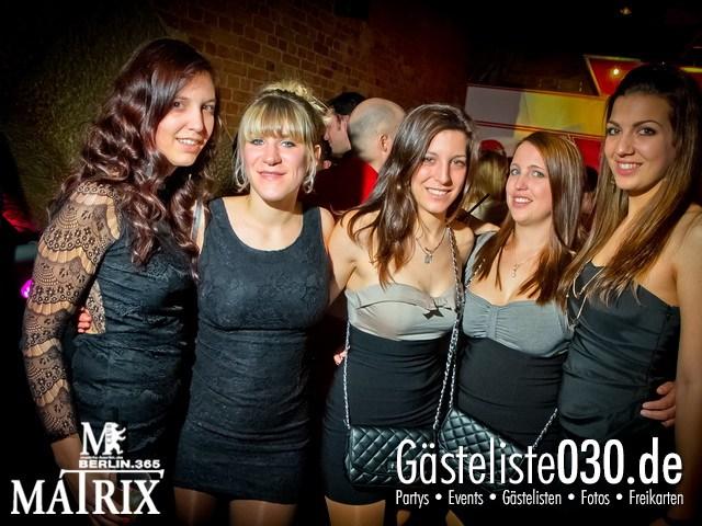 https://www.gaesteliste030.de/Partyfoto #44 Matrix Berlin vom 16.03.2013