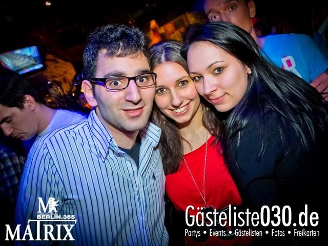 https://www.gaesteliste030.de/Partyfoto #105 Matrix Berlin vom 16.03.2013