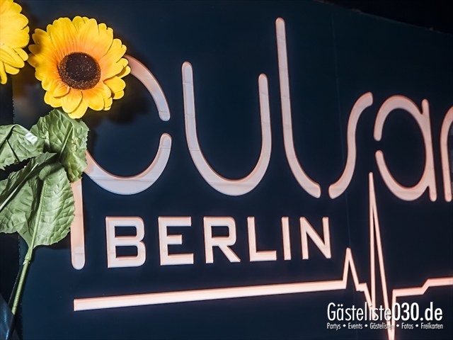 Partypics Pulsar Berlin 01.12.2012 Die große Schlager Party