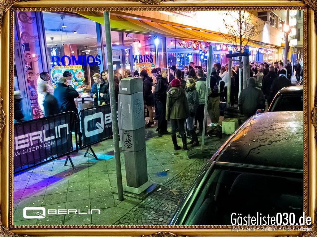 Partyfoto #50 Q-Dorf 30.11.2012 Rockstroh LIVE