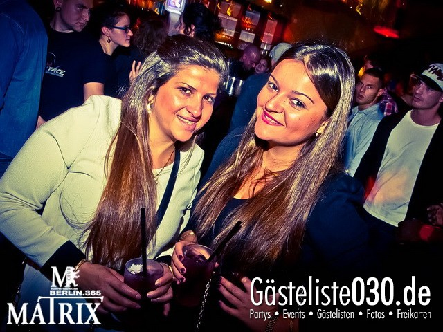 https://www.gaesteliste030.de/Partyfoto #22 Matrix Berlin vom 22.11.2012