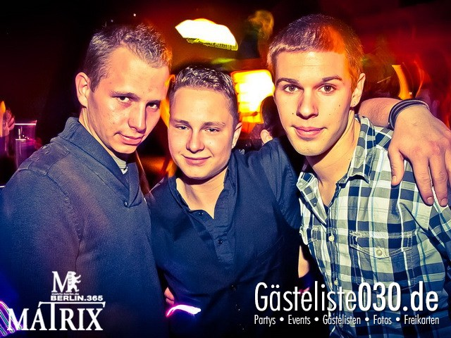 https://www.gaesteliste030.de/Partyfoto #37 Matrix Berlin vom 22.11.2012