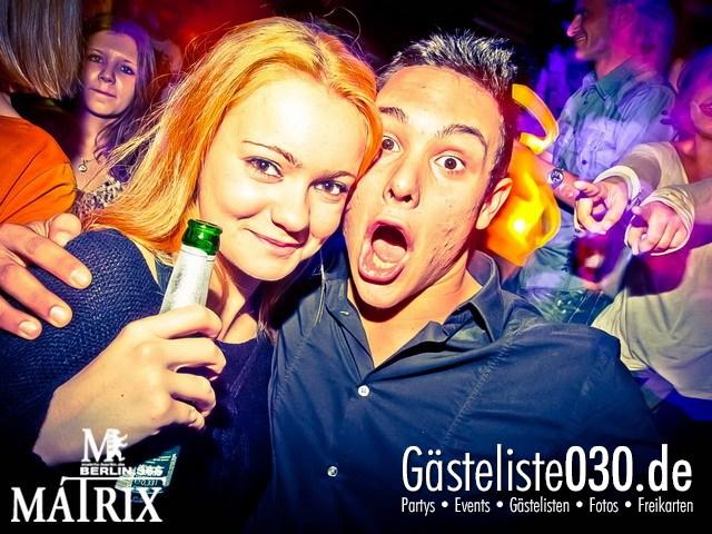 https://www.gaesteliste030.de/Partyfoto #21 Matrix Berlin vom 22.11.2012