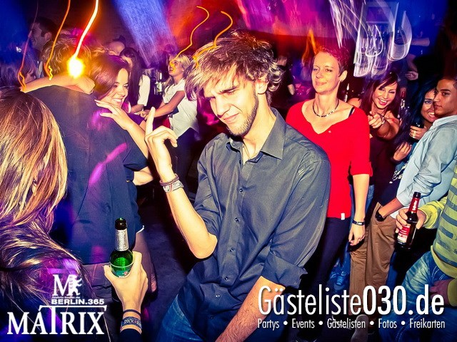 https://www.gaesteliste030.de/Partyfoto #38 Matrix Berlin vom 22.11.2012
