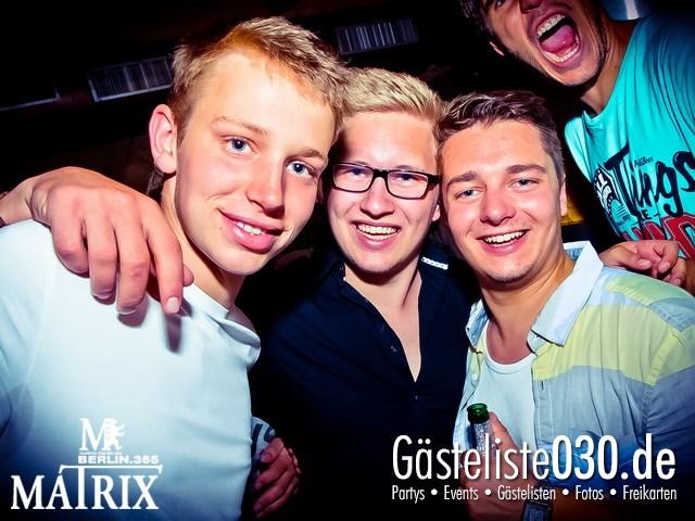 https://www.gaesteliste030.de/Partyfoto #82 Matrix Berlin vom 16.07.2013