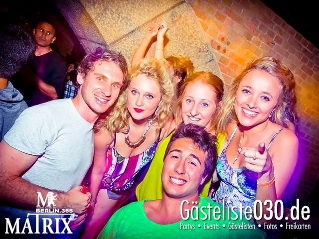 https://www.gaesteliste030.de/Partyfoto #44 Matrix Berlin vom 16.07.2013