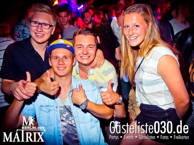 https://www.gaesteliste030.de/Partyfoto #61 Matrix Berlin vom 16.07.2013