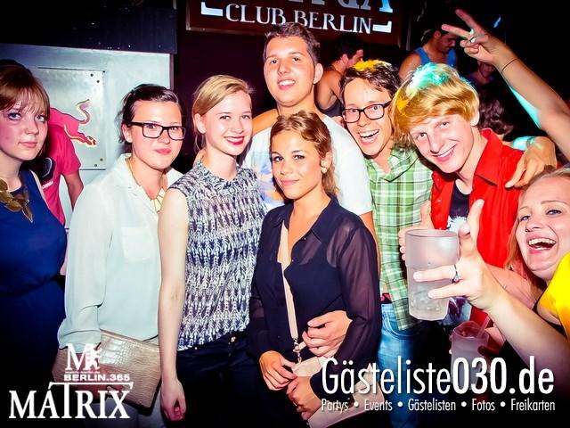 https://www.gaesteliste030.de/Partyfoto #26 Matrix Berlin vom 16.07.2013