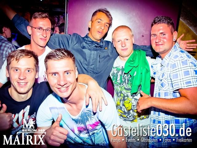 https://www.gaesteliste030.de/Partyfoto #86 Matrix Berlin vom 16.07.2013