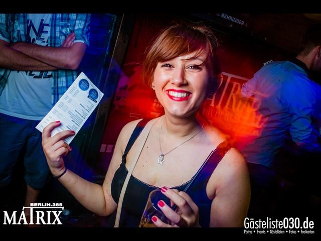 https://www.gaesteliste030.de/Partyfoto #18 Matrix Berlin vom 19.06.2013