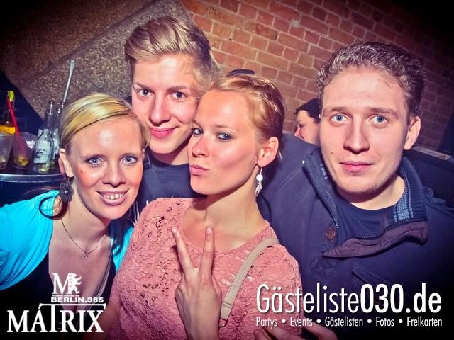 https://www.gaesteliste030.de/Partyfoto #40 Matrix Berlin vom 13.02.2013