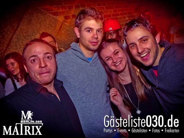 https://www.gaesteliste030.de/Partyfoto #37 Matrix Berlin vom 13.02.2013