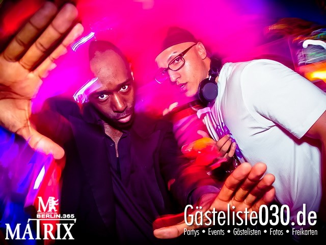 https://www.gaesteliste030.de/Partyfoto #18 Matrix Berlin vom 26.04.2013