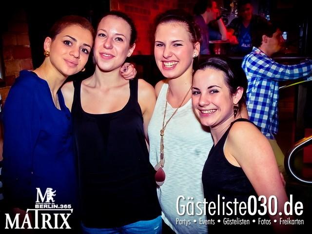 https://www.gaesteliste030.de/Partyfoto #93 Matrix Berlin vom 26.04.2013