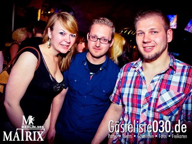 https://www.gaesteliste030.de/Partyfoto #50 Matrix Berlin vom 26.04.2013