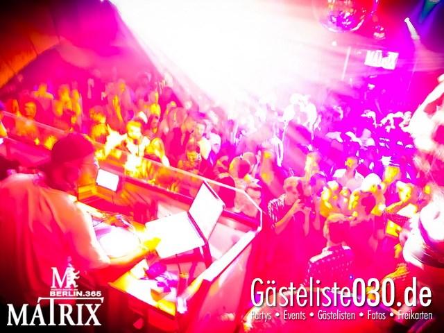 https://www.gaesteliste030.de/Partyfoto #88 Matrix Berlin vom 26.04.2013