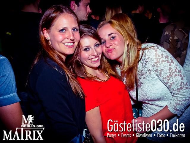 https://www.gaesteliste030.de/Partyfoto #21 Matrix Berlin vom 26.04.2013