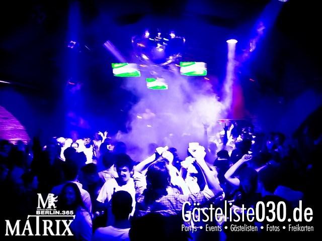 https://www.gaesteliste030.de/Partyfoto #5 Matrix Berlin vom 26.04.2013